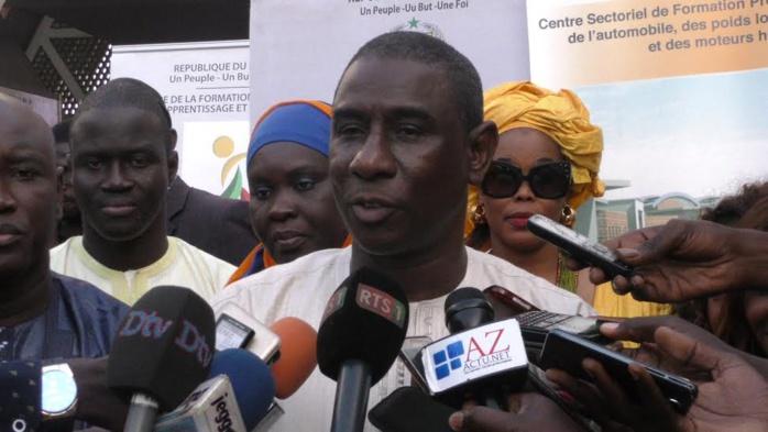 Lancement du 1er Sifores : Un creuset pour mettre en exergue les projets de formation professionnelle de l'État (Mamadou Talla)