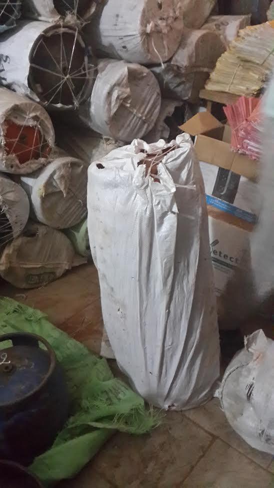 La Douane saisit 33, 58 kg d'amphétamines, 212 kg de chanvre indien et 804 bonbonnes de gaz