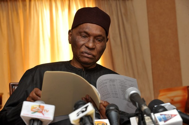 Déclaration du Secrétaire General du PDS Me Abdoulaye WADE suite à l'appel au dialogue du Président Macky SALL.