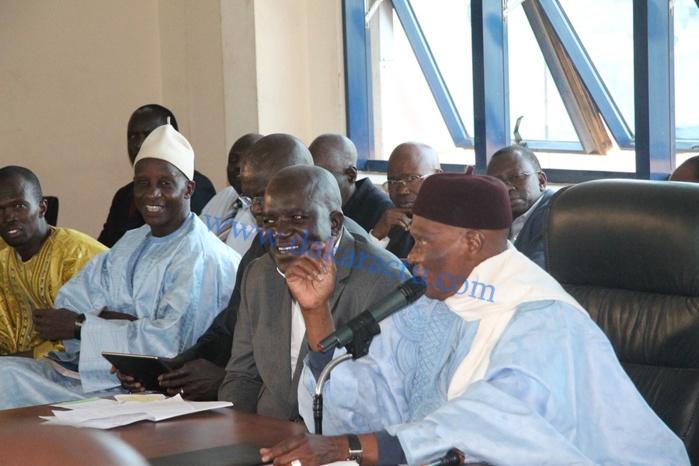 De Paris, Me Abdoulaye Wade suggère à Oumar Sarr d'aller représenter le PDS au dialogue national