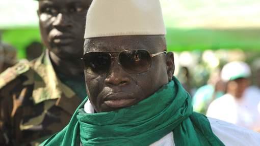 "Yahya Jammeh : "" Ban ki-Moon et Amnesty peuvent aller en enfer """