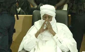 Palais de Justice : Hissène Habré est dans la salle d'audience