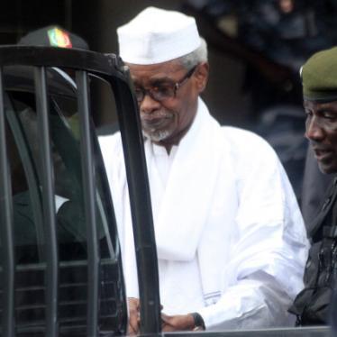 Hissène Habré va purger sa peine à la prison du Cap Manuel