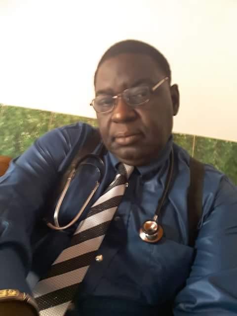Le Ministre Mankeur N'diaye en deuil : Il a perdu son frère, le Docteur Germain Blondin, ce samedi en Côte d'Ivoire