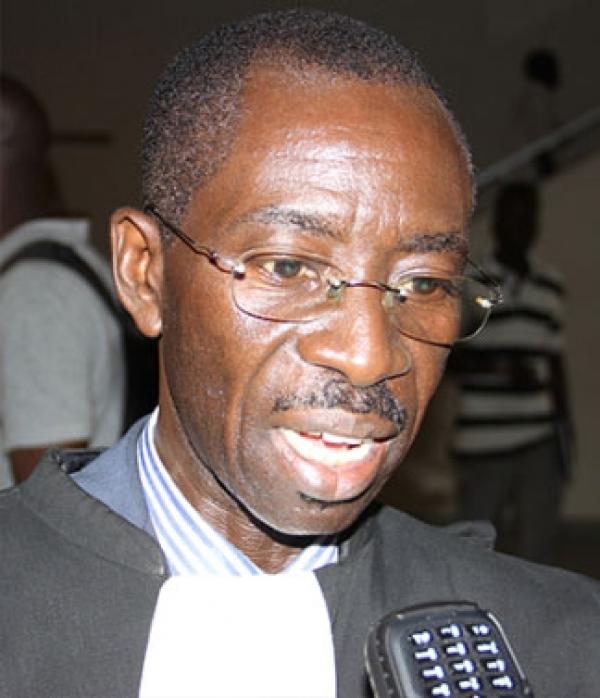 """Me M'baye Sène avocat de Habré : """" Nous nous attendions à un verdict d'acquittement, c'est pourquoi nous sommes surpris """""""