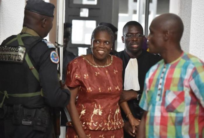 Côte d'Ivoire : ce que la justice reproche à Simone Gbagbo (jeune Afrique)