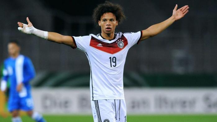 Euro 2016 : Leroy Sané, fils de l'ancien capitaine des Lions des années 90 retenu dans la Mannschaft                        Souleymane Sané est retenu des 23 Allemands