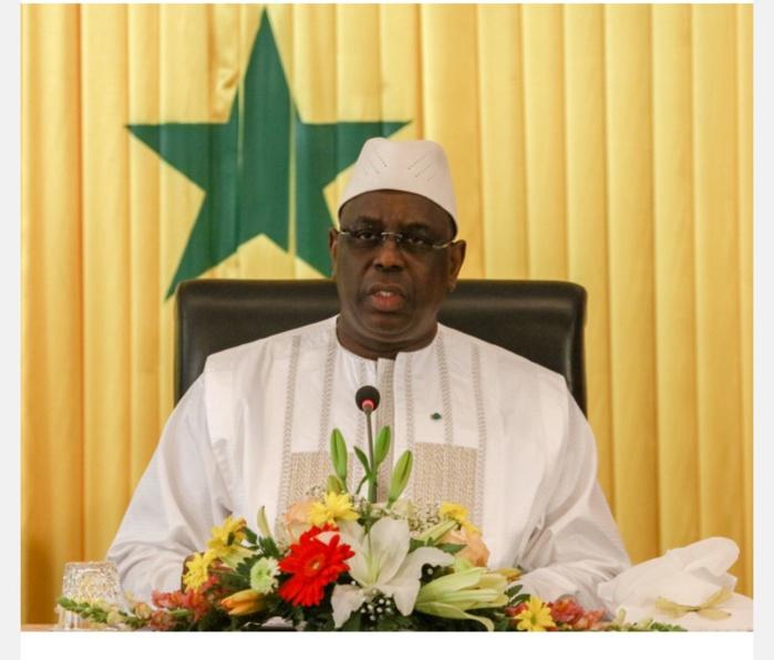 Lettre ouverte du Dr Cheikh Tidiane DIÈYE à SEM Macky Sall Président de la République du Sénégal et Président en exercice de la CEDEAO