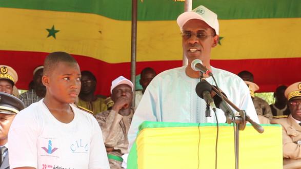 A Tambacounda : Abdoulaye Daouda DIALLO déclare la guerre aux trafiquants de drogue.