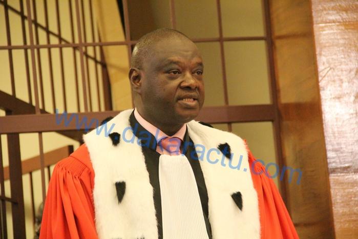 MBACKÉ FALL, PROCUREUR GÉNÉRAL DES CHAMBRES AFRICAINES EXTRAORDINAIRES : « Le procès était ouvert à tout le monde mais la défense n'a jamais voulu coopérer »