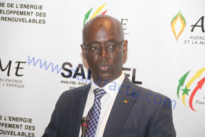 """Thierno Alassane Sall à l'atelier de l'AEME : """" Le SARDEL a enregistré des économies de plus de 400 millions F CFA le dernier trimestre"""""""
