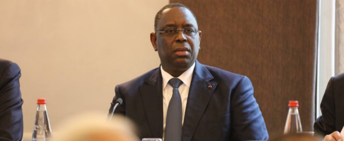 Discours du Président Macky Sall au MEDEF