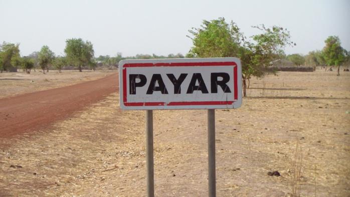 Payar : Et pourtant c'est le centre du Pays...