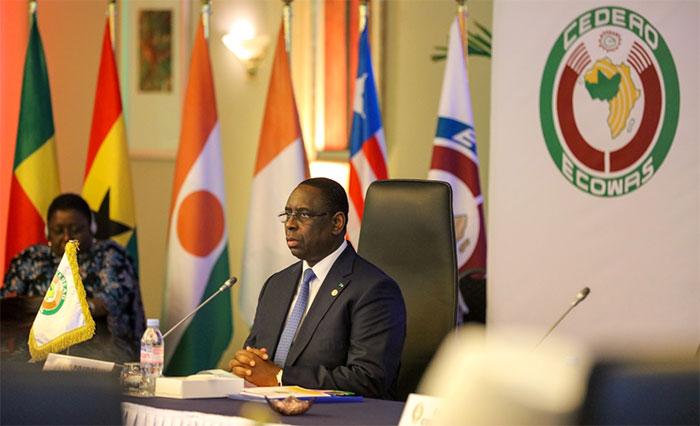 Sommet de la CEDEAO à Dakar : Macky Sall demande aux Etats membres de verser à temps et intégralement leurs cotisations