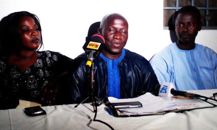 MBACKÉ - Les ' Apéristes authentiques ' dénoncent la fracture entre la direction du parti et la base