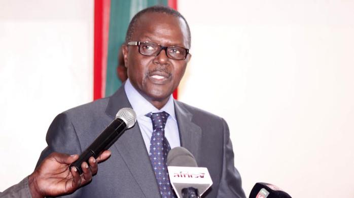 Ousmane Tanor Dieng agacé par l'affaire Karim Wade