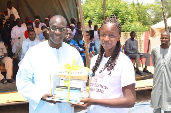 Fête de l'excellence : Le Conseil départemental de Kaffrine prime ses meilleurs élèves