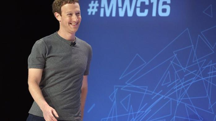 Les comptes Twitter et Pinterest de Mark Zuckerberg, patron de Facebook, piratés