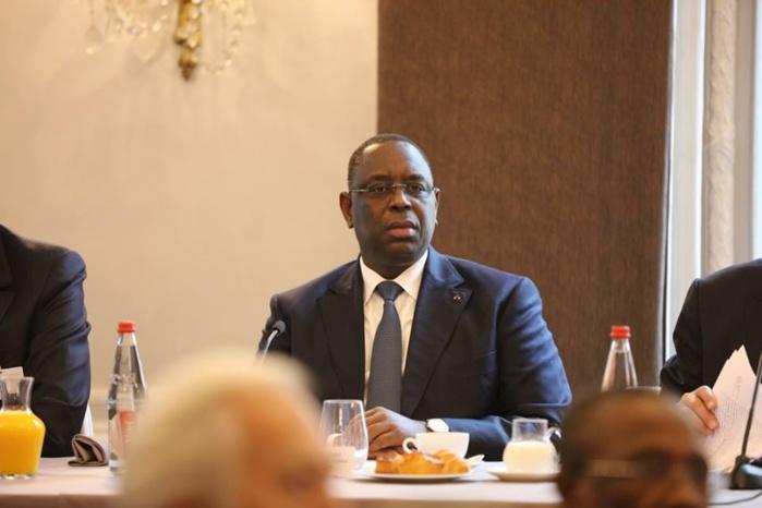 VISITE ÉCONOMIQUE A PARIS : Les vérités de Macky Sall au MEDEF et devant l'OCDE