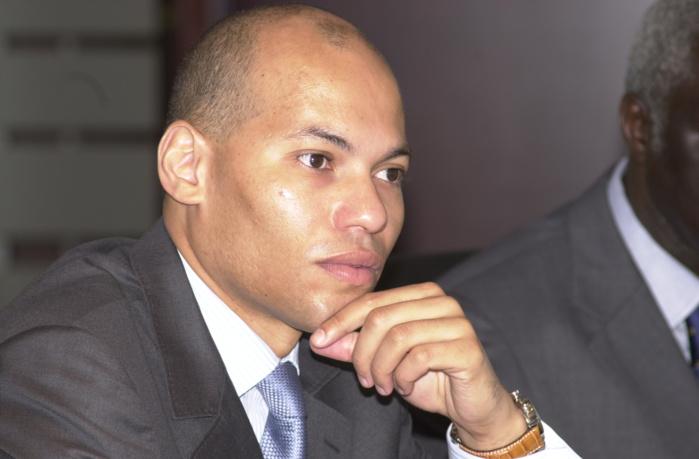 Karim Wade sur sa libération : « Il faut rester sur les principes et les valeurs »