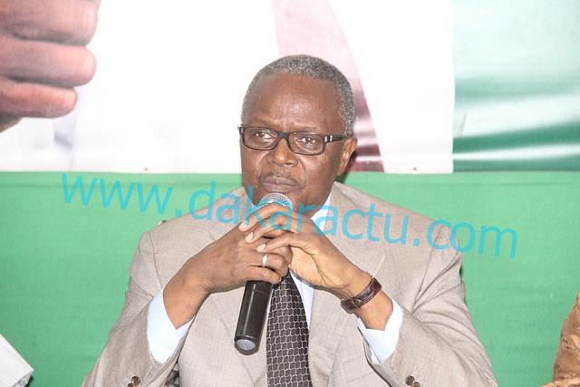 Ousmane Tanor Dieng, secrétaire général du Ps : « L'histoire du parti est faite de fusion, d'unification, d'alliance, d'absorption »