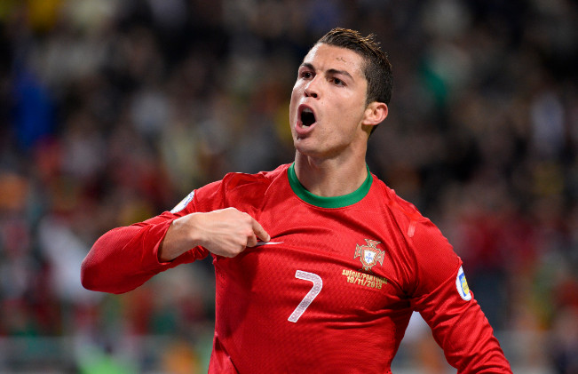 Cristiano Ronaldo est le sportif le mieux payé de la planète selon Forbe