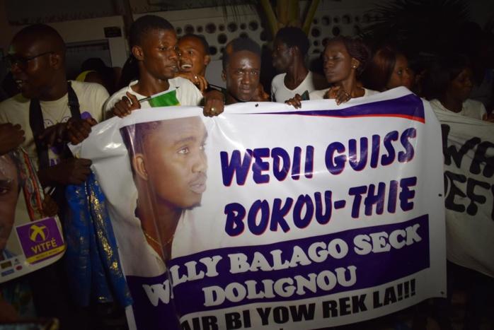Retour triomphal de Wally Ballago Seck après sa prestation historique à Bercy
