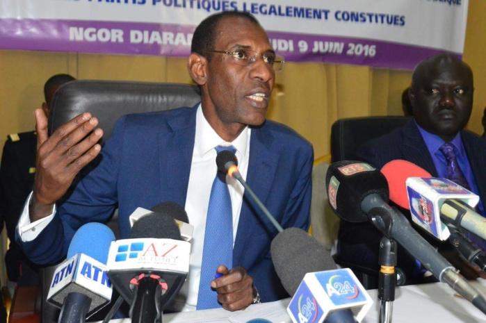 Bureaux fictifs, élection non transparente : Abdoulaye Daouda Diallo flingue Amsatou Sow Sidibé et Cie