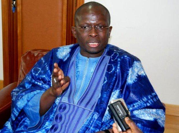 """Modou Diagne Fada : """" Je ne suis pas du rang de ceux qui pensent que le ministre de l'intérieur peut empêcher la défaite…"""""""