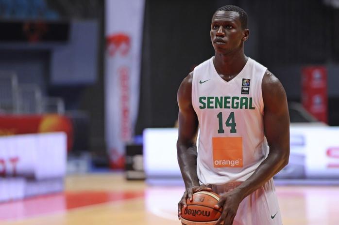 Afro basket : Gorgui Sy Dieng déterminé à gagner la coupe d'Afrique