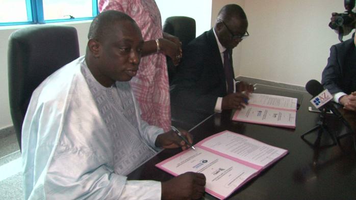 Diligence dans les procédures de financement : Une convention d'un milliard signé entre l'ANPEJ et la BSIC