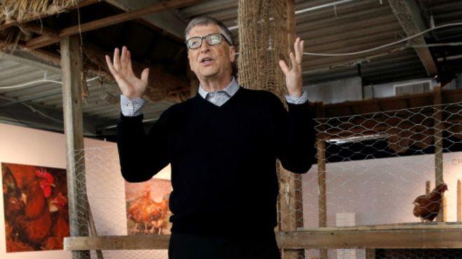 Afrique : Bill Gates investit dans la volaille