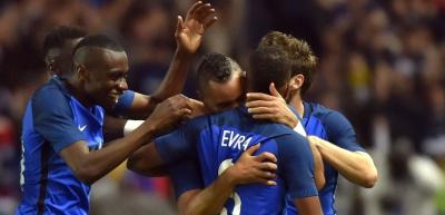 La France s'impose face à la Roumanie en match d'ouverture de l'Euro (2-1)