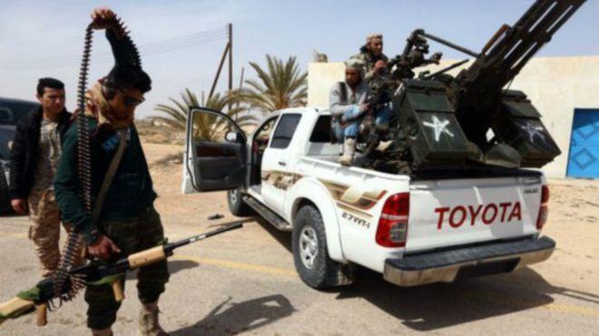 Libye : l'EI chassé du port de Syrte
