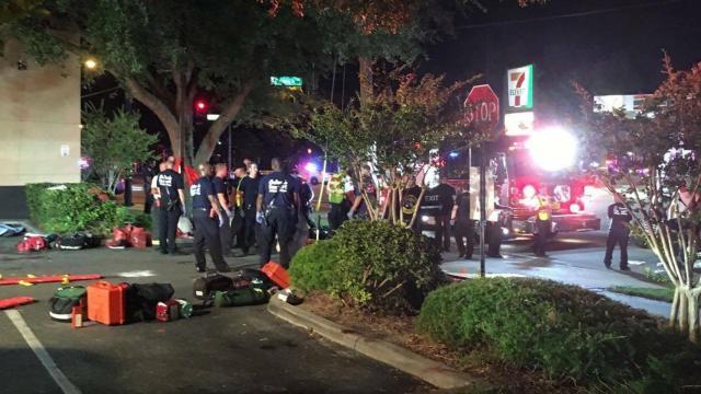 États-Unis : fusillade du night-club d'Orlando au moins 20 morts