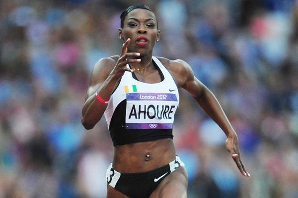 L'Ivoirienne Ahouré bat le record d'Afrique du 100 m