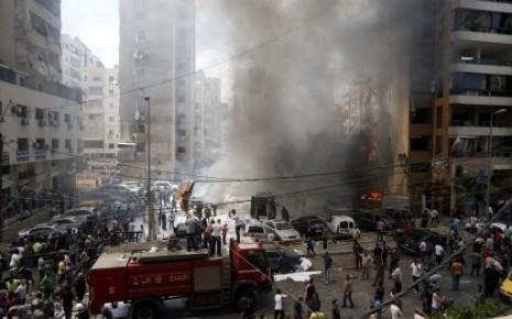 Puissante explosion entendue à Beyrouth