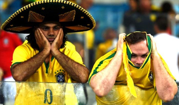 Copa America 2016 : Le Brésil éliminé dès la phase de poules