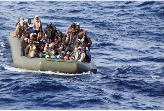 EMIGRATION CLANDESTINE : 20 Sénégalais interceptés dans les eaux marocaines