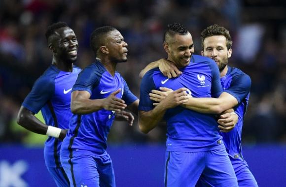 Euro 2016 : La France bat l'Albanie (2-0)