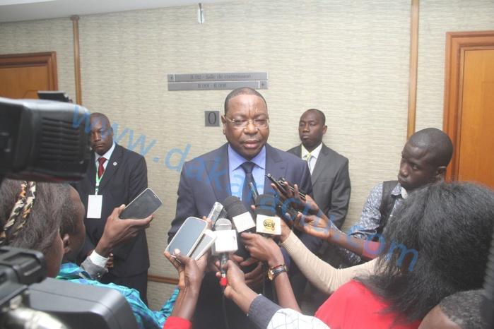Le ministre des Affaires Etrangères à Banjul aujourd'hui :  Fin de la crise entre les deux pays?