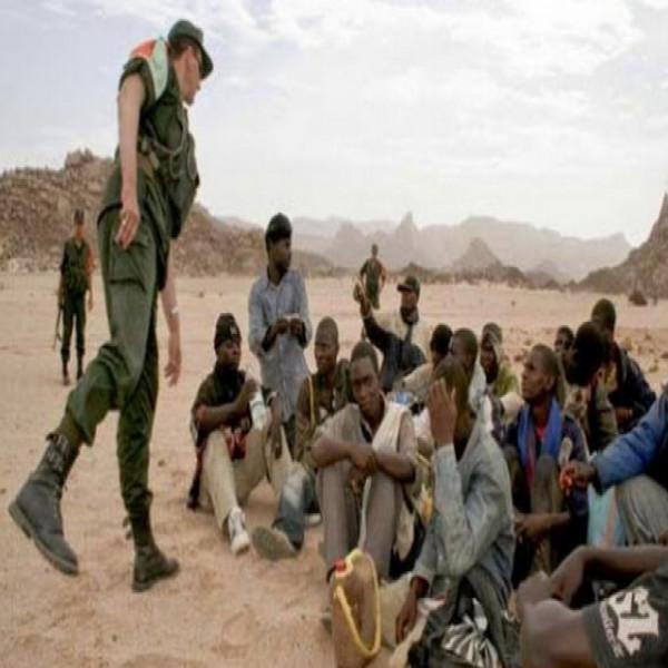 IMMIGRATION : Des ressortissants sénégalais arrêtés en Algérie