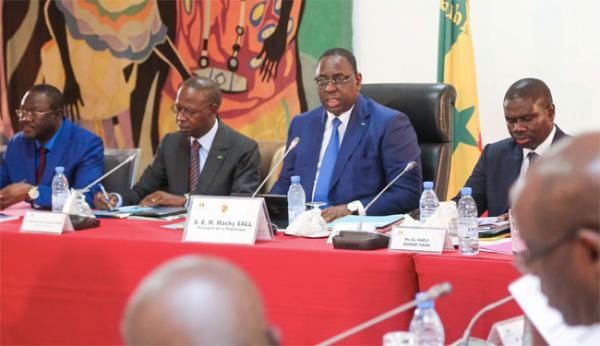 GOUVERNEMENT DU SÉNÉGAL : Tout sur le nouveau décret de répartition des services entre la Présidence, la Primature et les ministères