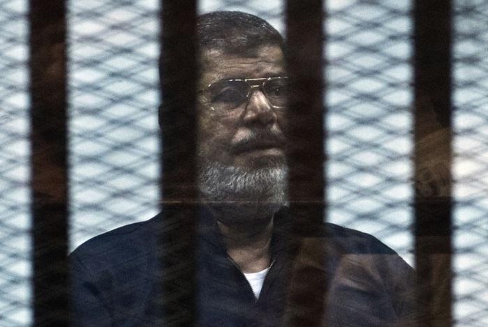 Egypte : nouvelle peine de prison à vie pour l'ex-président Morsi