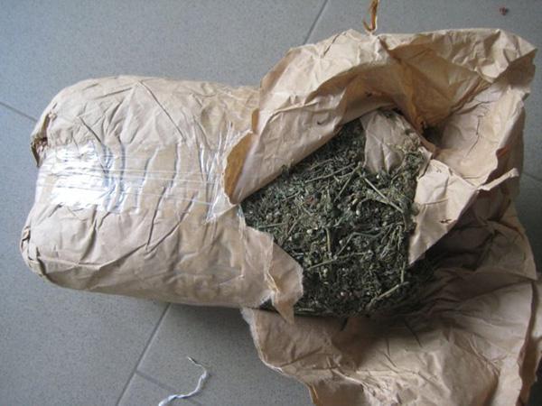 Saisie de 20 kg de chanvre indien sur un ressortissant mauritanien