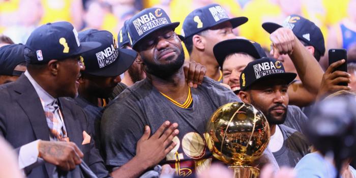 NBA : Cleveland sacré champion pour la première fois