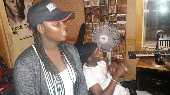 La surprise de l'Été 2016 : Que préparent Abiba et Sidiki Diabaté?