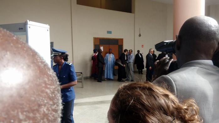Déesse major devant le Procureur : Amnesty, Y en a Marre et la Raddho au tribunal