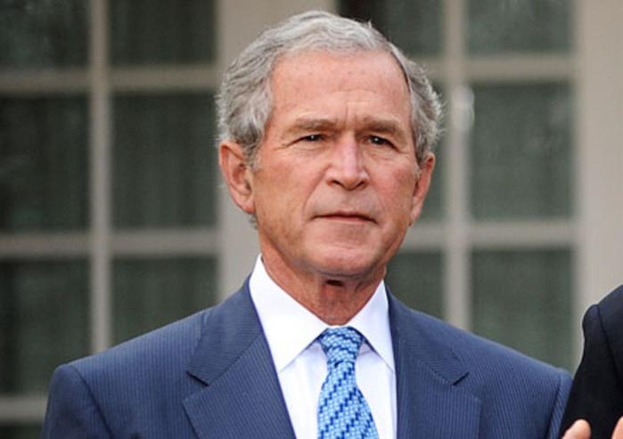 Le retour inattendu de George W. Bush pour contrer Trump