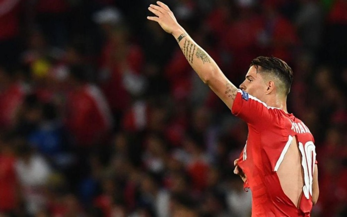 Euro 2016 : Un lot défectueux à l'origine des maillots déchirés lors du match Suisse-France